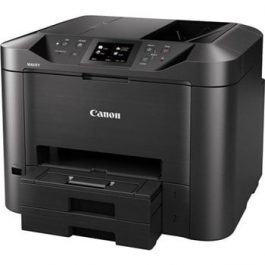 Canon Maxify MB5455 All-in-One Colour Printer, Scanner, Copier & Fax