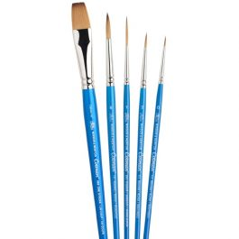 Winsor & Newton Cotman Watercolour Brush Set Pack 5