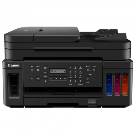 Canon Pixma G7050 Megatank Colour 4-in-1 Inkjet Printer with ADF