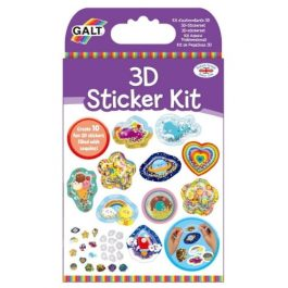 Galt Activity Pack 3D Sticker Kit