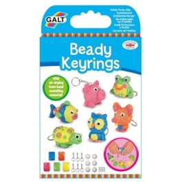 Galt Activity Pack Beady Keyrings