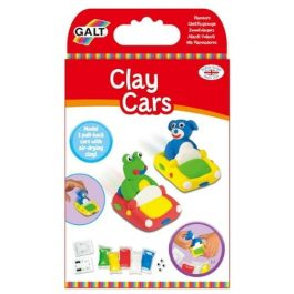 Galt Activity Pack Clay Cars