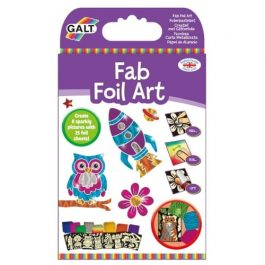 Galt Activity Pack Fab Foil Art