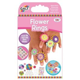 Galt Activity Pack Flower Rings