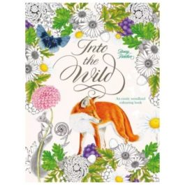 Into the Wild: An Exotic Animal Colouring Book