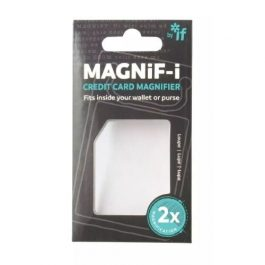 If Magnif-I Credit Card Magnifier