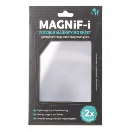 If Magnif-I Flexible Magnifying Sheet