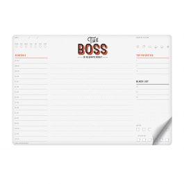 Legami Smart Notes – Paper Mousepad & Notepad – Boss