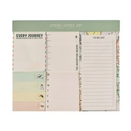 Legami Sticky Note Set – Map