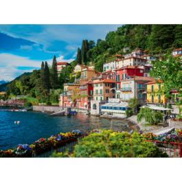 Ravensburger Lake Como, Italy 500 Piece Puzzle