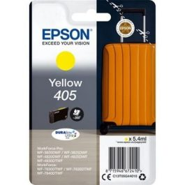 Epson Suitcase 405 Yellow 5.4ml Cartridge