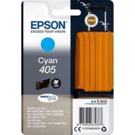 Epson Suitcase 405 Cyan 5.4ml Cartridge