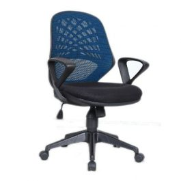 The Berlin Chair Blue