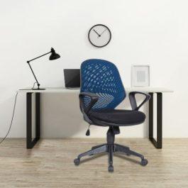 The Berlin Chair Blue