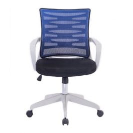 The Manchester Chair Blue