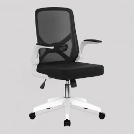 The Stockholm Chair Black With Folding Back
