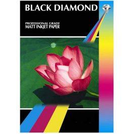 Black Diamond A4 Double Sided Matt 220 gsm Pk 50
