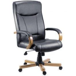 Teknik Kingston Executive Chair Light Wood
