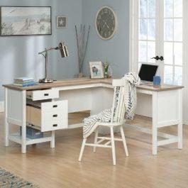 Teknik Shaker Style L-Shaped Desk