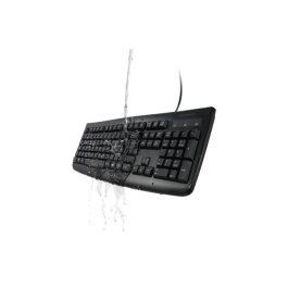 Kensington Keyboard Black USB Pro Fit Washable