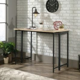 Teknik Industrial Style High Work Table With Flip Extension
