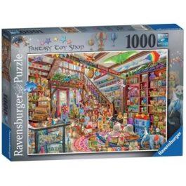 Ravensburger The Fantasy Toy Shop 1000 Piece Puzzle