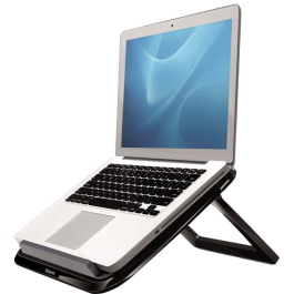 Fellowes I-Spire Series Laptop Stand Quick Lift Black