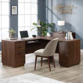 Teknik Elstree L-Shaped Desk