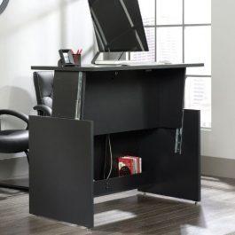 Teknik Vertex Sit Stand Bourbon Desk
