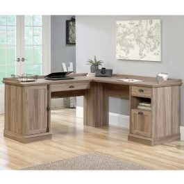 Teknik Barrister Home L-Shaped Desk