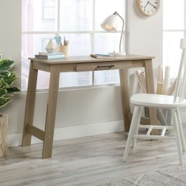 Teknik Trestle Desk Summer Oak