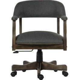 Teknik Captain Grey Executive Chair