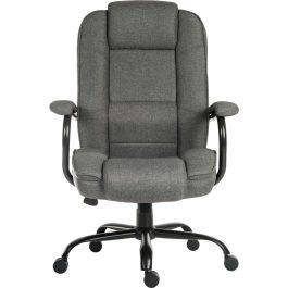 Teknik Goliath Duo Grey Fabric Executive Chair