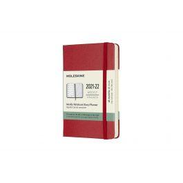 Moleskine 18 Month Weekly Notebook Pocket Hard Cover 2021/22