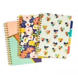 Pukka Floral Love B5 Project Books