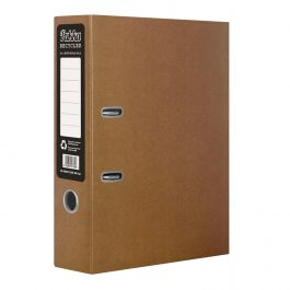 Pukka Recycled A4 Lever Arch Files Kraft