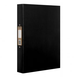 Pukka Recycled A4 Ringbinders Black