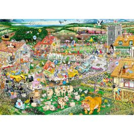 Gibsons Jigsaw Mike Jupp I Love Spring 1000 Piece Puzzle