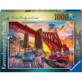 Ravensburger Forth Bridge at Sunset 1000 Piece Puzzle