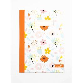 Silvine New Marlene West Design Notebooks