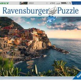 Ravensburger Cinque Terre Viewpoint 1500 Piece Puzzle
