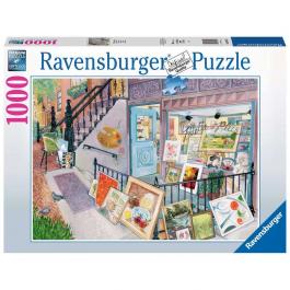 Ravensburger Art Gallery 1000 Piece Puzzle