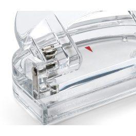 Osco 2-Hole Punch Clear Acrylic