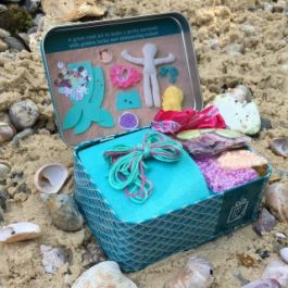 Gift In A Tin Make Your Own Mermaid