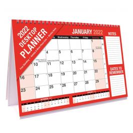 Tallon Month To View Desktop Planner 2022