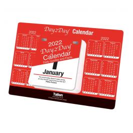 Tallon Daily Tear-Off Desk Calendar 2022