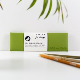Vent For Change Make a Mark Pen Pouch – Green
