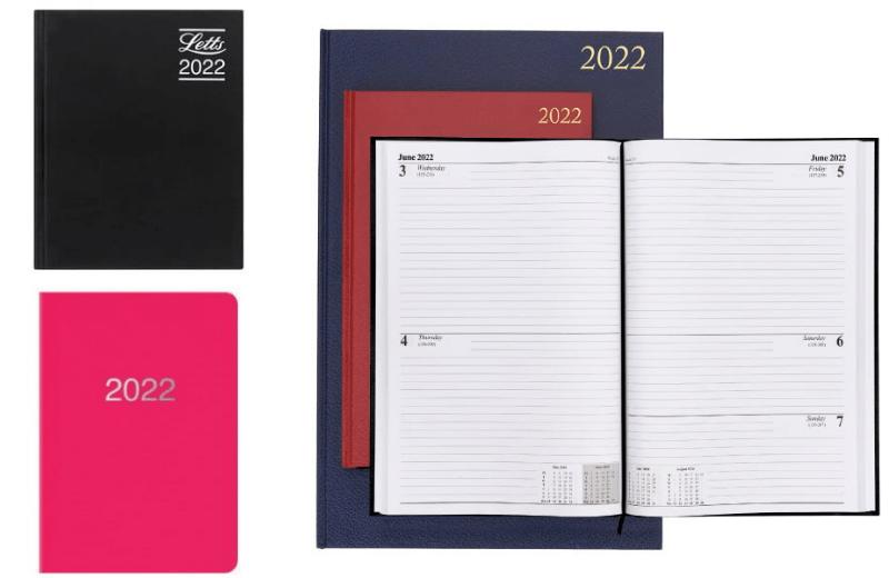 2022 Diaries